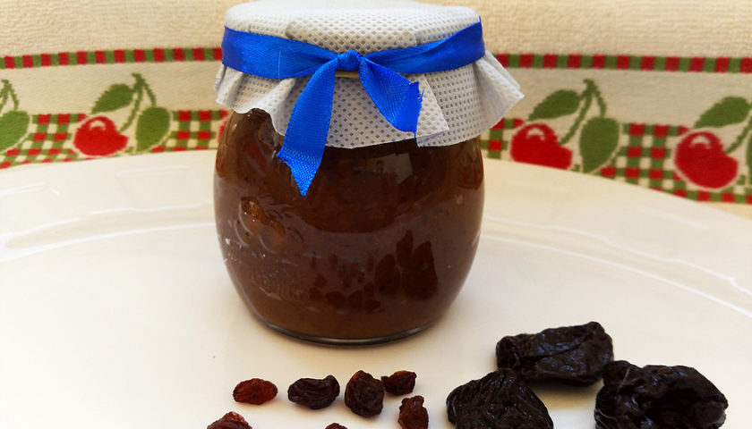 Chutney de calabaza