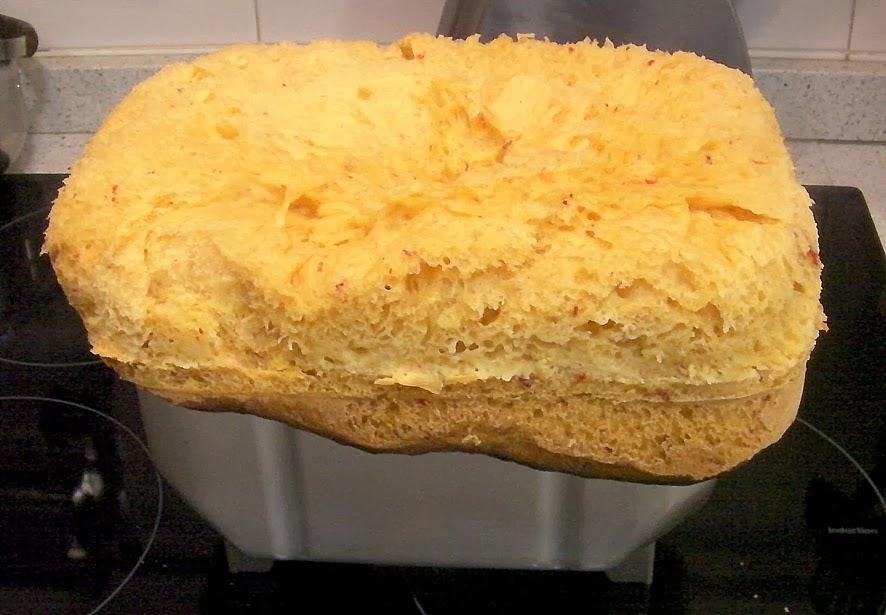 pan casero y masa madre