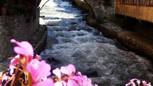 Andorra Portal Jardín