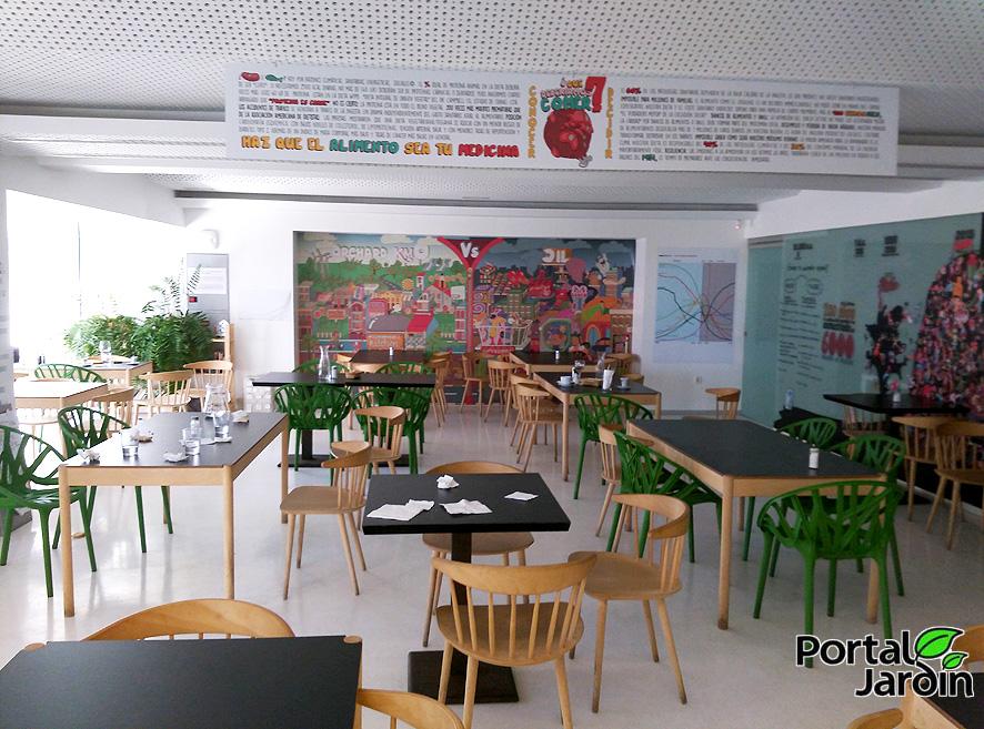 Foodtopía Portal Jardín