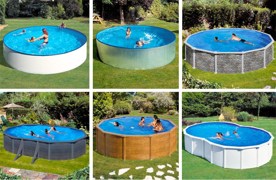 piscinas acero