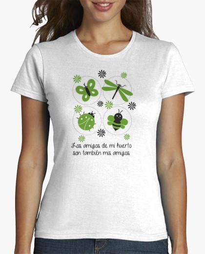 Camiseta amigos del huerto
